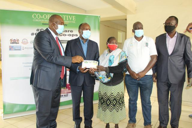 The Cooperative Sector Reaches Out To Kamukunji Sub-County Residents.