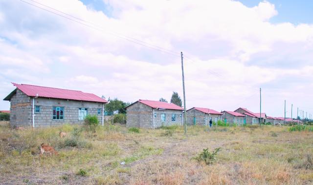 Gitongu Starehe Housing Project, Machakos County