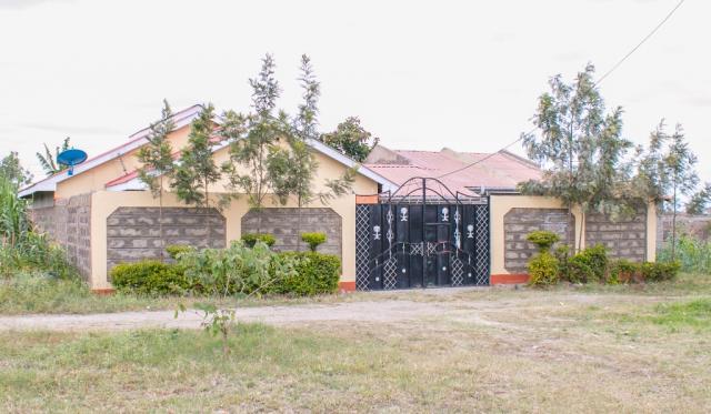 Mutindwa Housing Project, Machakos County