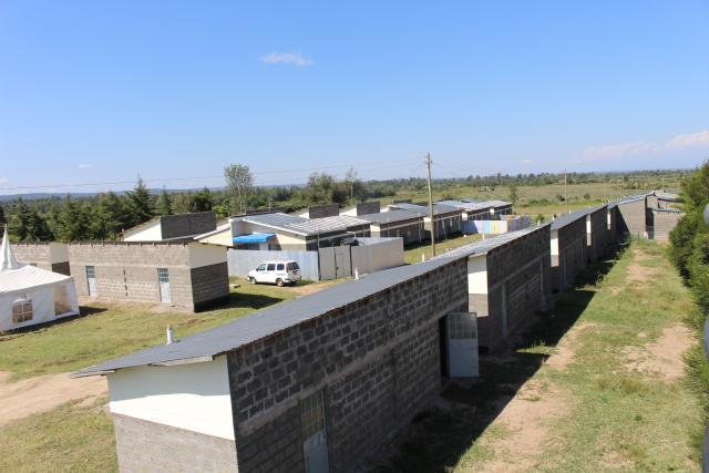 How Nanyuki 'Boda-Bodas' Are Becoming Homeowners