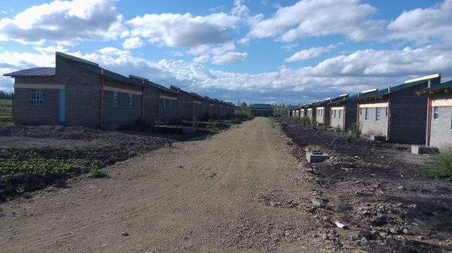 Kisaju Housing Project, Kajiado County